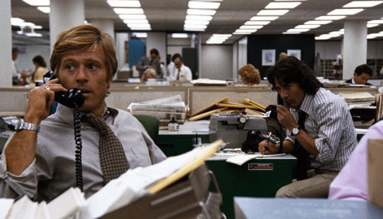 "Unspooled: ""49. All The President's Men"""